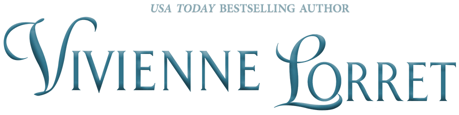 USA Today Bestselling Author Vivienne Lorret